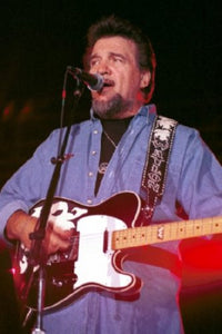 Waylon Jennings Mini poster 11inx17in
