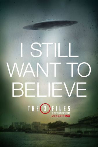 TV X-Files The Poster 16