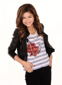 Zendaya poster tin sign Wall Art