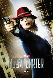 Agent Carter Mini poster 11inx17in