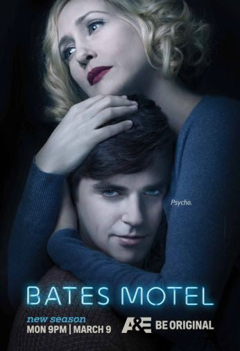 Bates Motel Mini poster 11inx17in