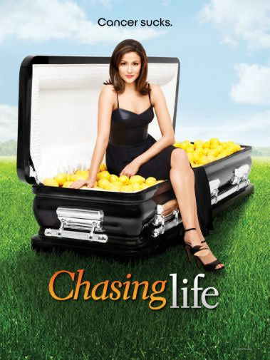 Chasing Life Mini poster 11inx17in