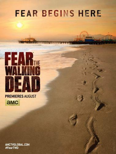 Fear The Walking Dead poster 27x40| theposterdepot.com