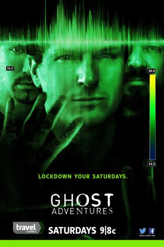 Ghost Adventures Poster 16