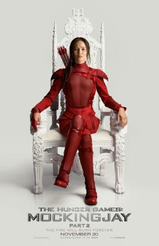 Hunger Games Mockingjay Part 2 Movie Poster 24in x36in - Fame Collectibles