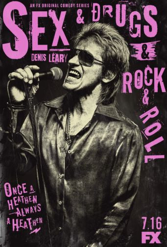 Sex And Drugs And Rock Roll Poster 16