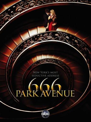 666 park ave Photo Sign 8in x 12in
