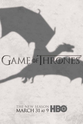 game of thrones Mini Poster 11inx17in poster