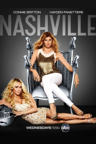 nashville Mini Poster 11inx17in poster