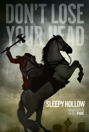 Sleepy Hollow Poster 16