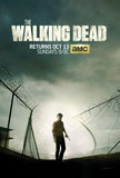 walking dead poster tin sign Wall Art