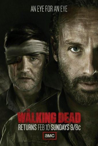 Walking Dead Poster 16inx24in Poster 16x24 - Fame Collectibles