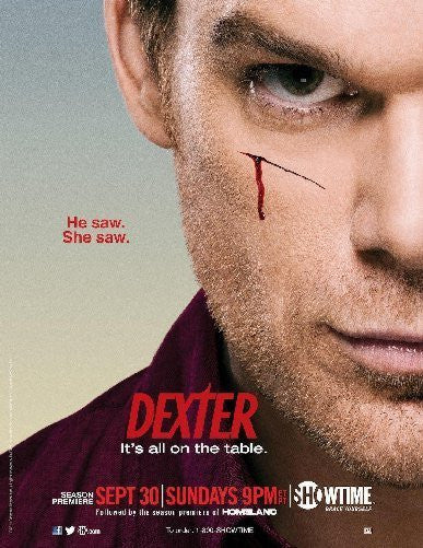 Dexter 11inx17in Mini Poster