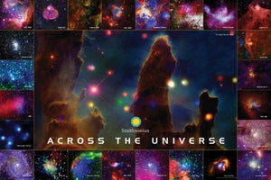 Photos Of The Universe Outer Space Education 24x36 Poster