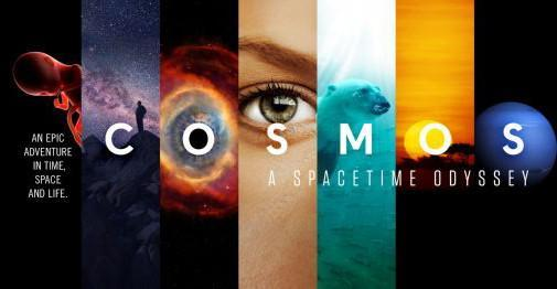 Cosmos A Spacetime Odyssey poster 24inx36in Poster 24x36 - Fame Collectibles