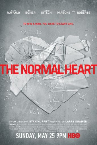 Normal Heart The Poster 16