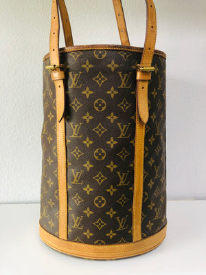 Louis Vuitton Bucket HandBag