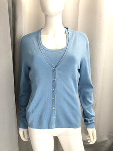 2Pc Ann Taylor Sweater - Vanity's Vault