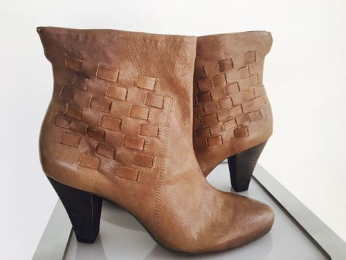 nine west booties - Vanity's Vault