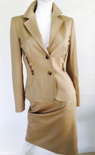 Escada 2pc Suit - Vanity's Vault
