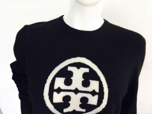 Tory Burch Monogram Sweater - Vanity's Vault