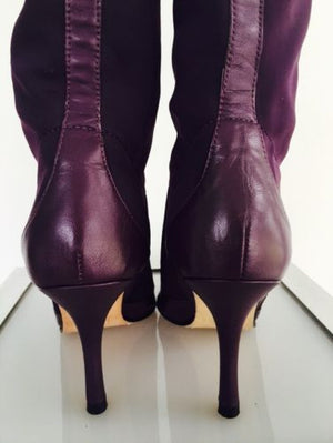 Charles David Stretch Boots