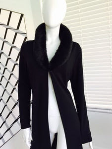A-List Long Coat - Vanity's Vault