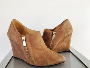 Jessica Simpson Suede Booties