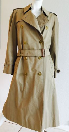 Burberry Trench Coat - Vanity's Vault