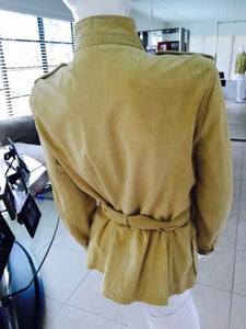 Weekend Maxmara Suede Jacket - Vanity's Vault