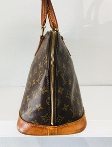 Louis Vuitton Alma PM - Vanity's Vault
