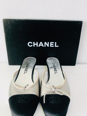 CHANEL Classic Slip Ons