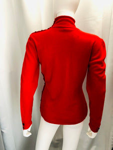 Red Sweater - Vanity's Vault