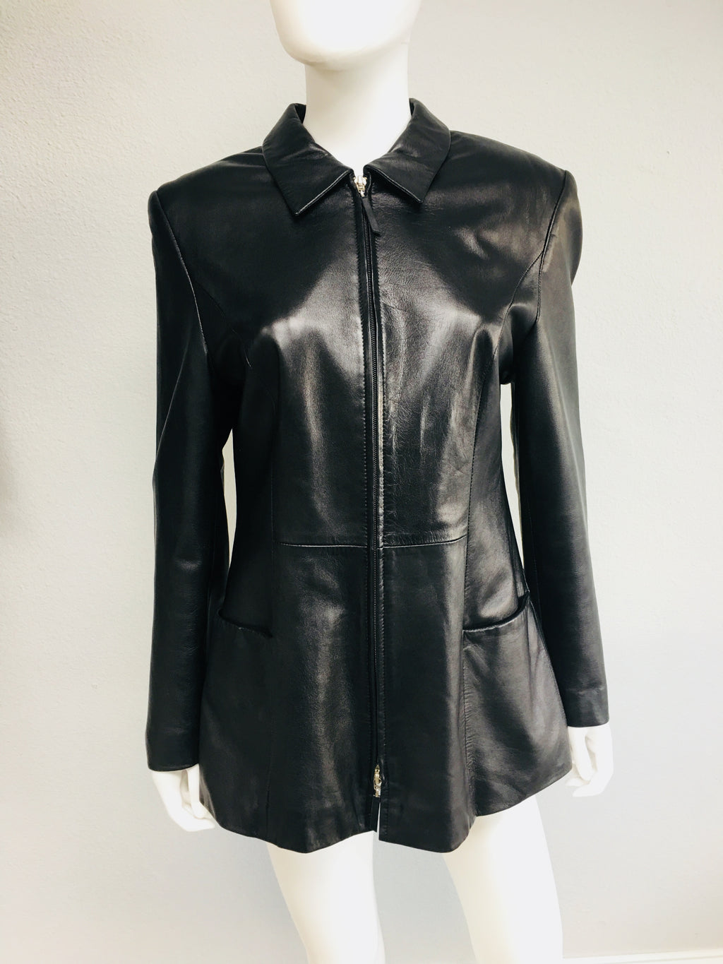 Gerry Webber leather jacket