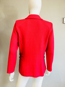 St. John Knit Sweater Jacket - Vanity's Vault