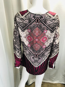 ETRO Multi Color Top - Vanity's Vault