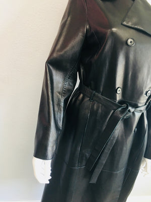 Andrew Marc Leather Jacket - Vanity's Vault
