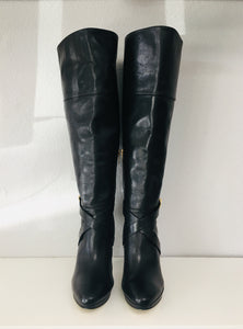 Marc Fisher Knee High Boots - Vanity's Vault