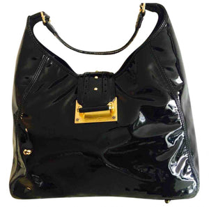 Oscar de la renta Patent Leather Bag