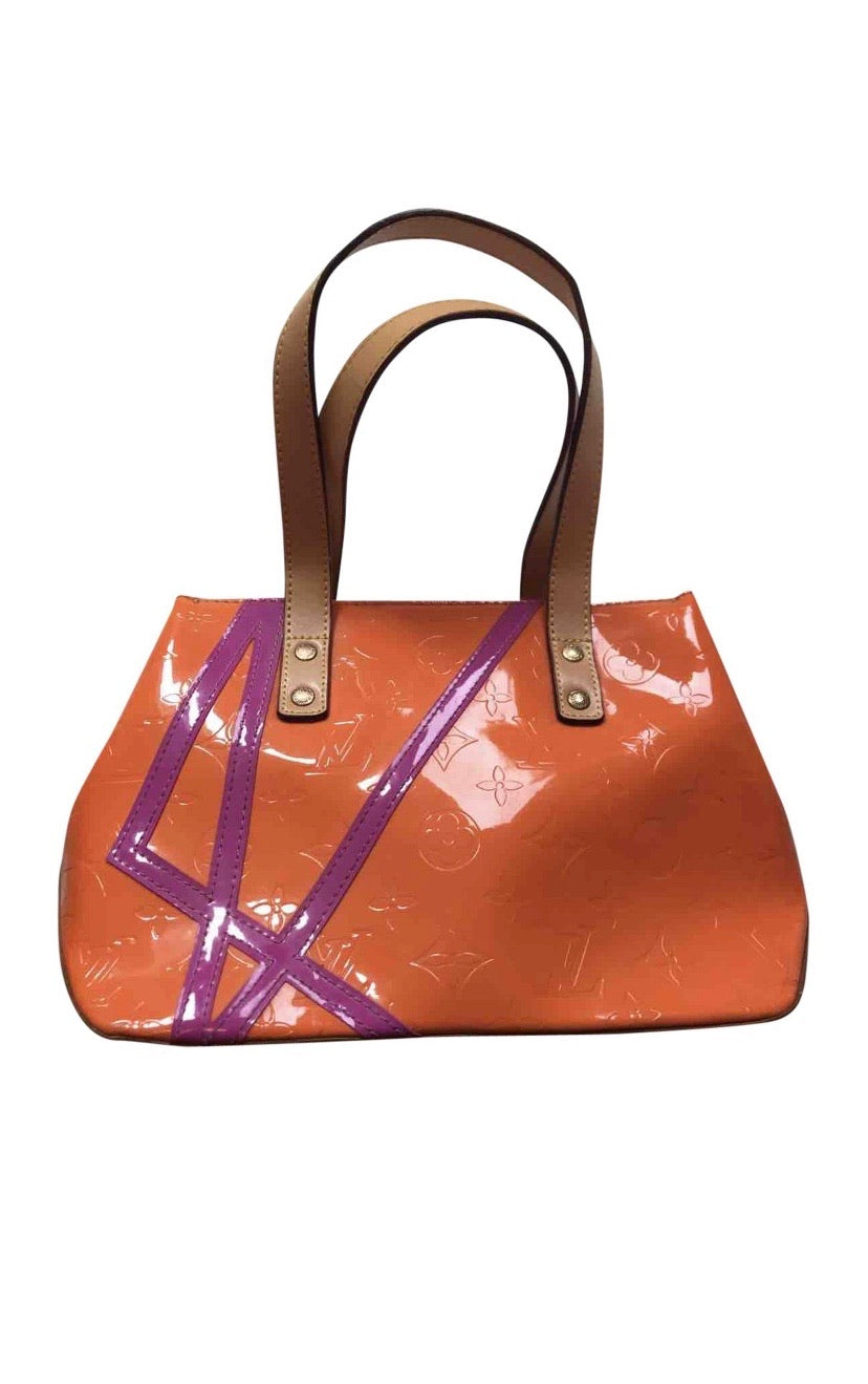 Coming Soon! Louis Vuitton Patent Leather Tote - Vanity's Vault
