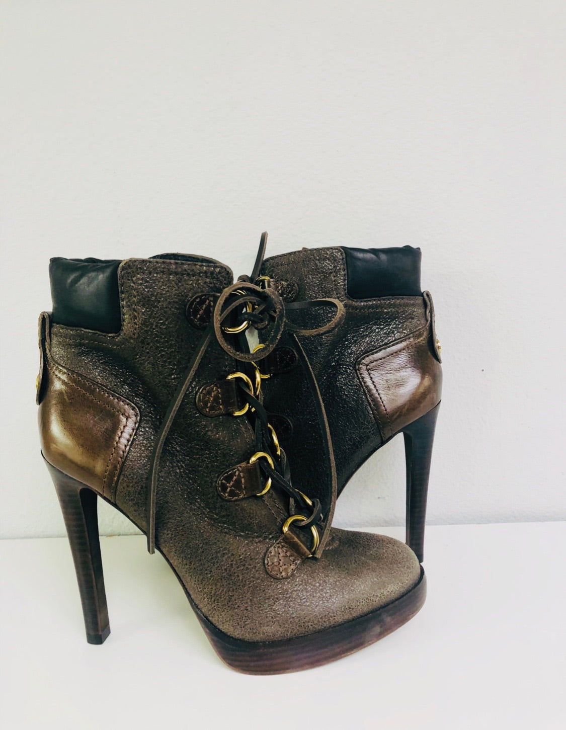 Tory Burch Booties - Vanity's Vault