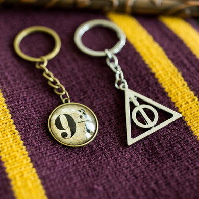 Wizard Key Chain