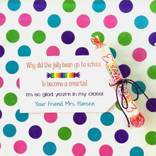 Back to School Tags | Set of 16
