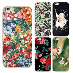 Greeny Leafy iPhone 6/6s Case