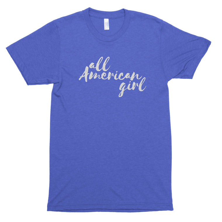 All American Girl Basic Tee