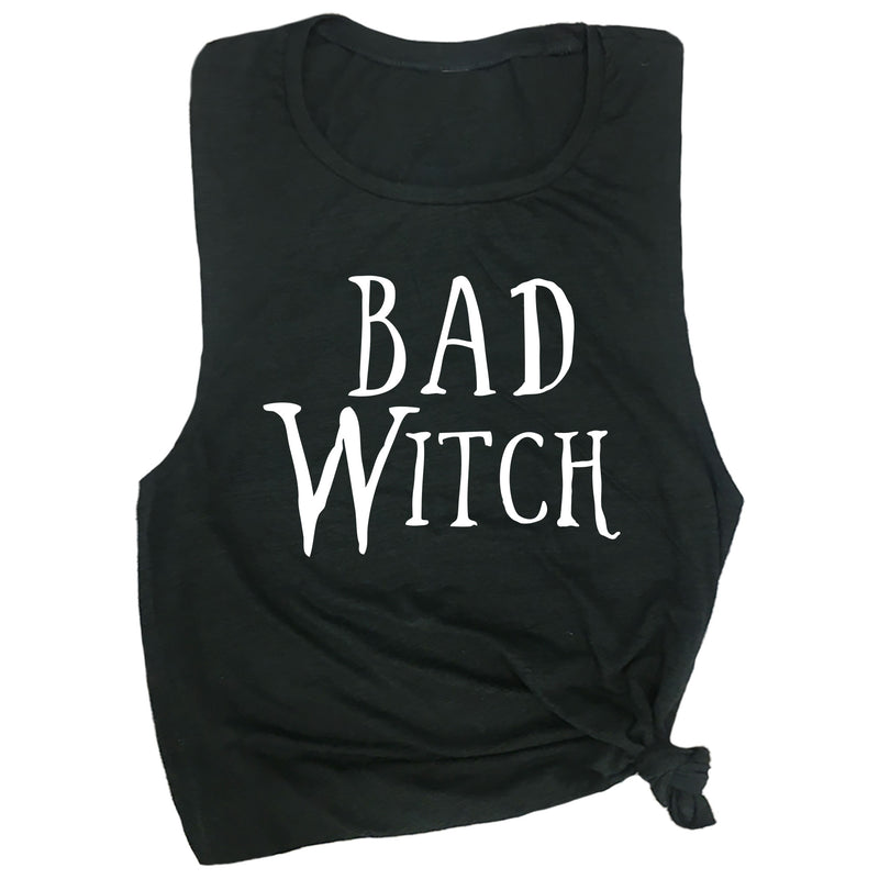 Bad Witch Muscle Tee
