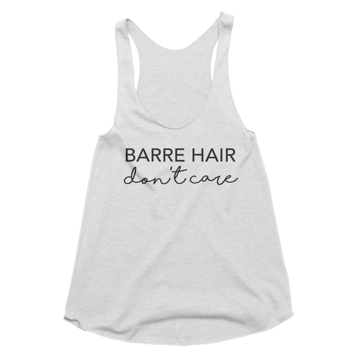 Barre Hair Don't Care Tank Top