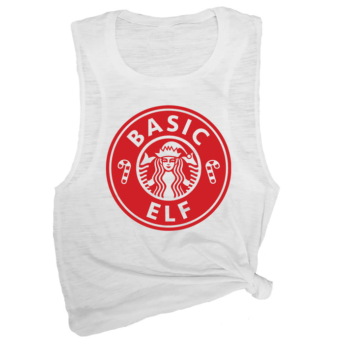 Basic Elf Muscle Tee