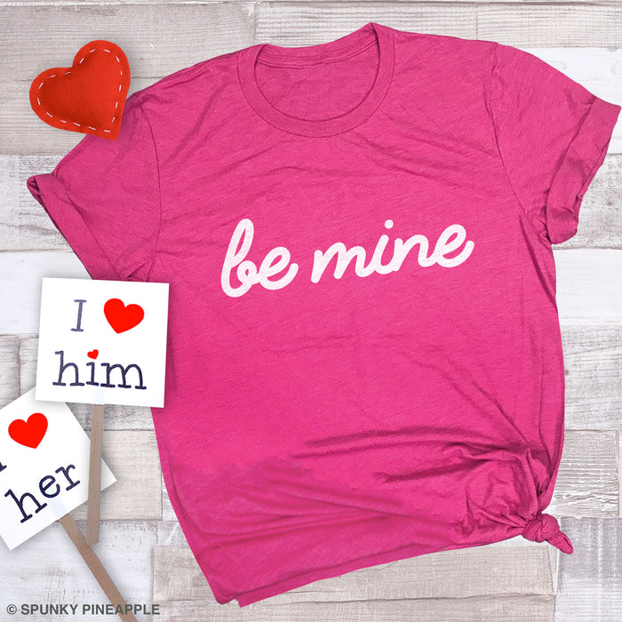 Be Mine Basic Tee