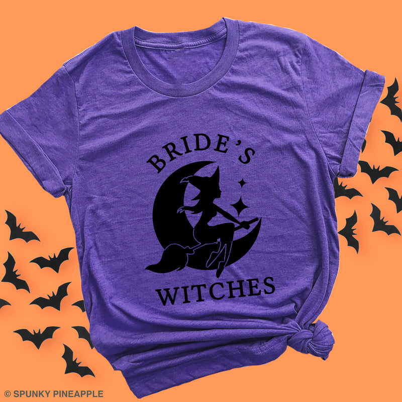 Bride's Witches Premium Unisex T-Shirt